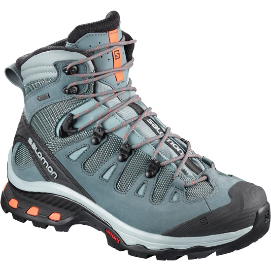 Salomon Quest 4D 3 Gtx W - Lead/Stormy Weather