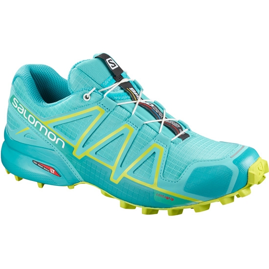 Salomon Speedcross 4 W - Blue Curacao/Bluebird
