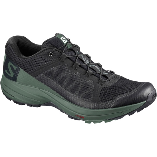 Salomon Xa Elevate - Black/Balsam Green/Black