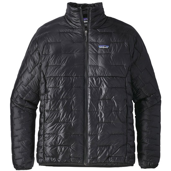 Patagonia Micro Puff Jacket - Black