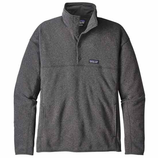 Patagonia Lightweight Better Sweater Marsup - Forge Grey
