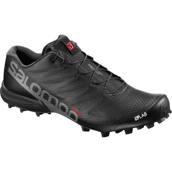 Salomon S-lab Speed 2 - Black/Racing Red/White