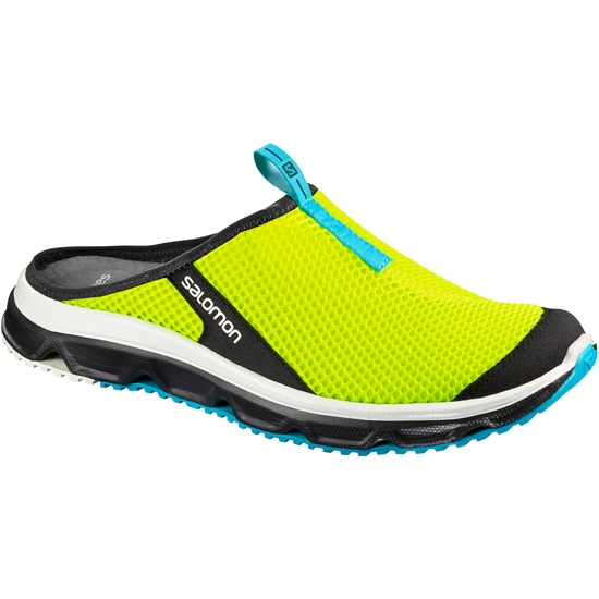 Salomon RX Slide 3.0 - Safety Yellow/Black/Bluebird