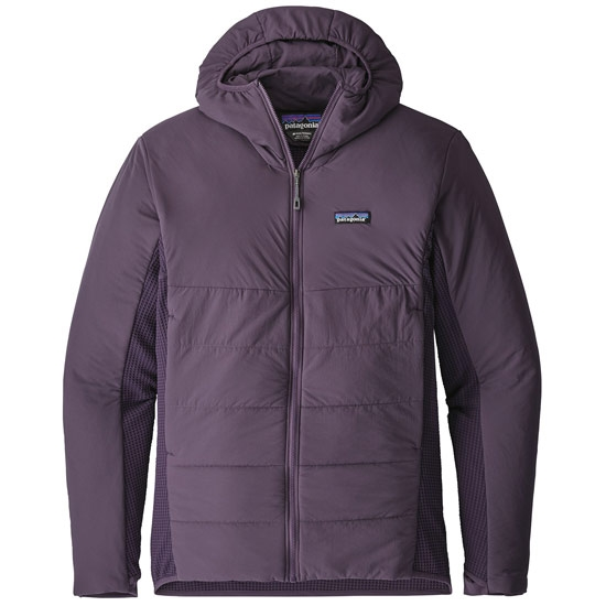 Patagonia Nano-Air Light Hybrid Hoody - Piton Purple