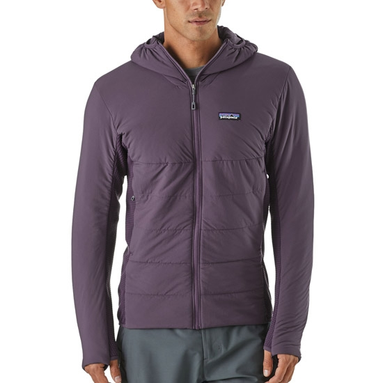 Patagonia Nano-Air Light Hybrid Hoody - Photo de détail