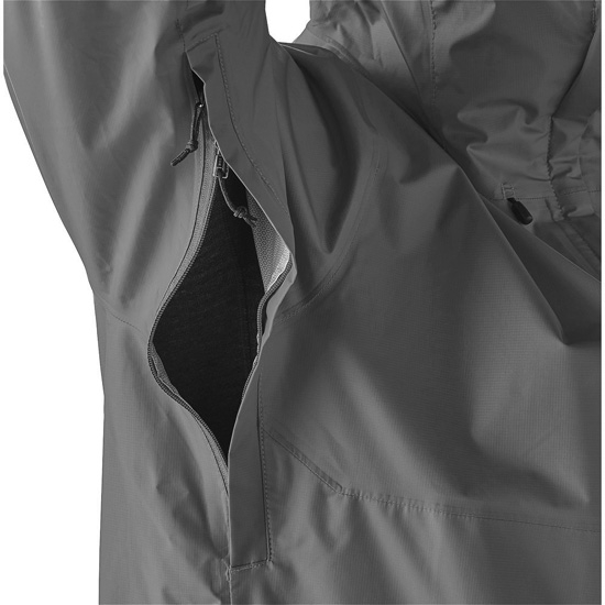 Patagonia Torrentshell Jacket - Photo of detail