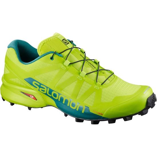 Salomon Speedcross Pro 2 - Acid Lime/Deep Lake