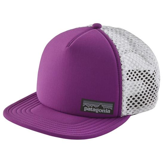 Patagonia Duckbill Trucker Hat - Ikat Purple