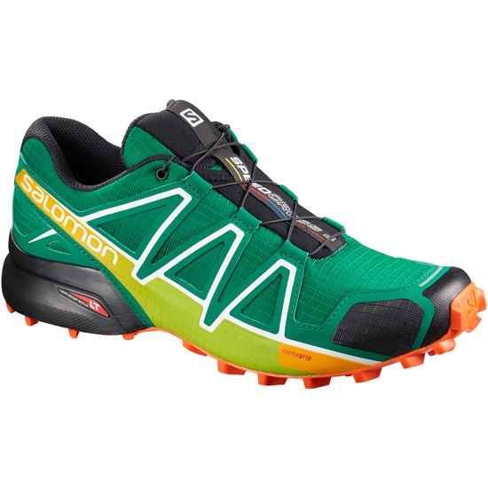 Salomon Speedcross 4 - Ultramarine Green/Black