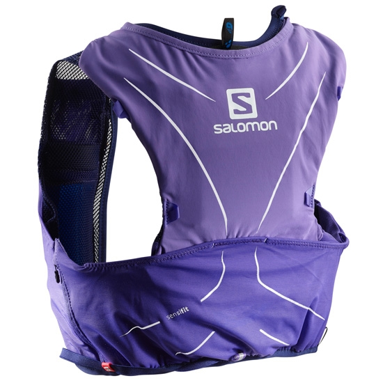 Salomon Adv Skin 5 Set - Purple Opulence/Medieval Blue