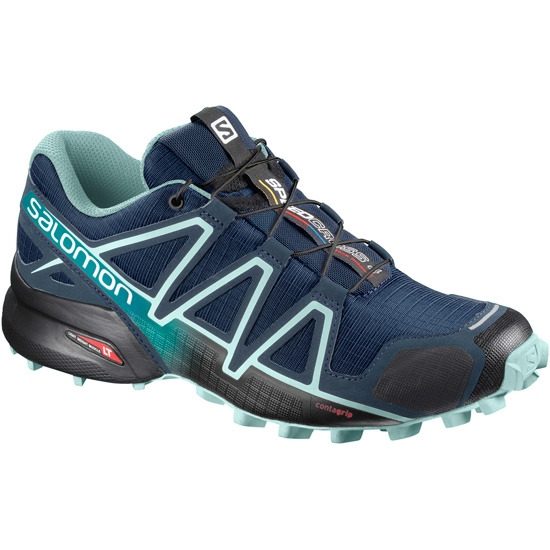 Salomon Speedcross 4 W - Poseidon/Eggshell Blue
