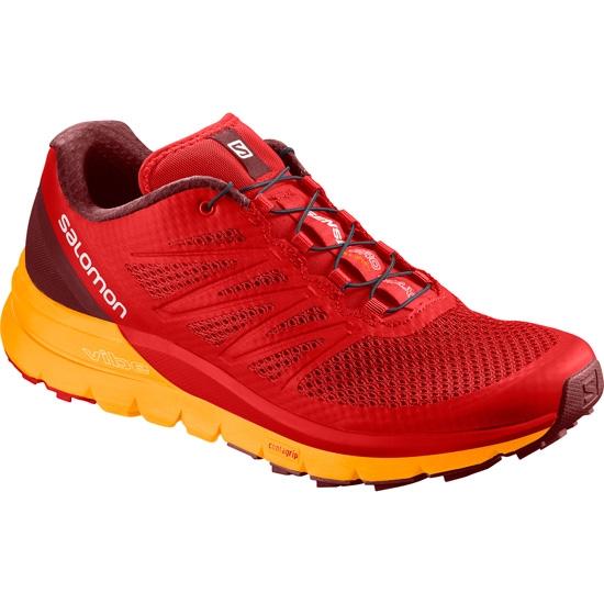 Salomon Sense Pro Max - Fiery Red/Bright Marigold