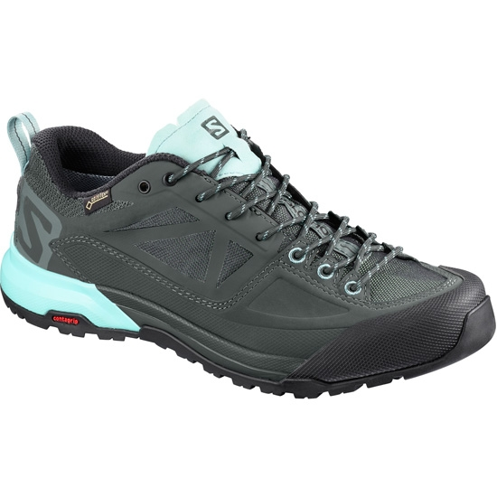 Salomon X Alp Spry GTX W - Balsam Green/Urban