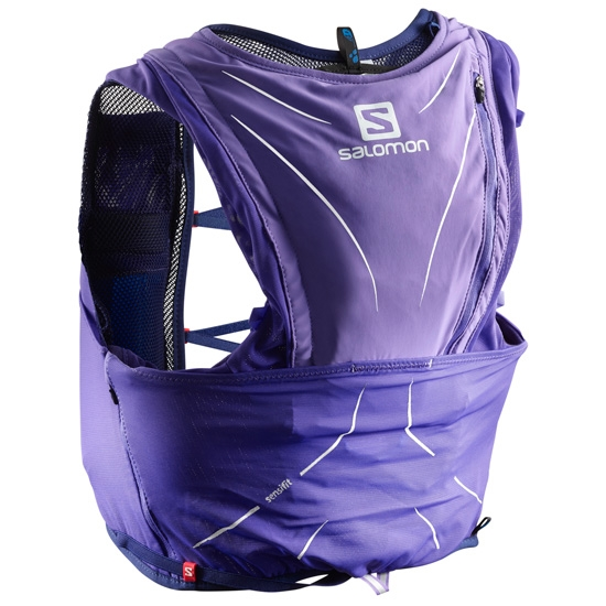 Salomon Adv Skin 12 Set - Purple Opulence/Medieval