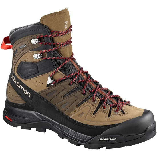 Salomon X Alp High Ltr GTX - Slate Black/Teak