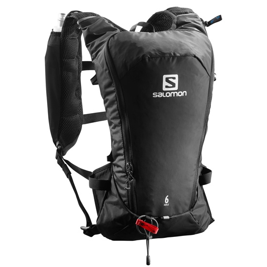 Salomon Agile 6 Set - Black
