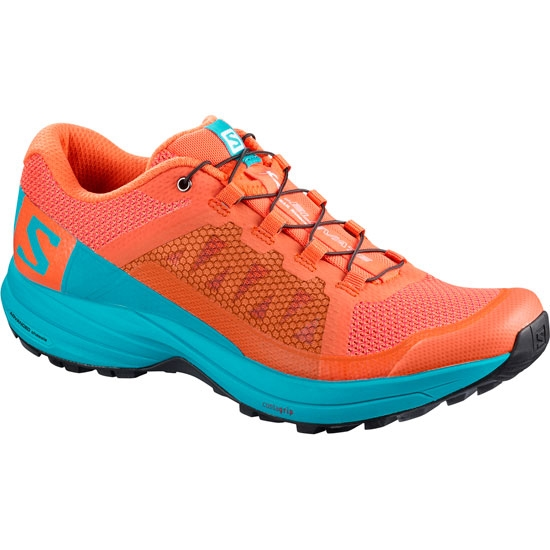 Salomon Xa Elevate W - Nasturtium/Bluebird/Black
