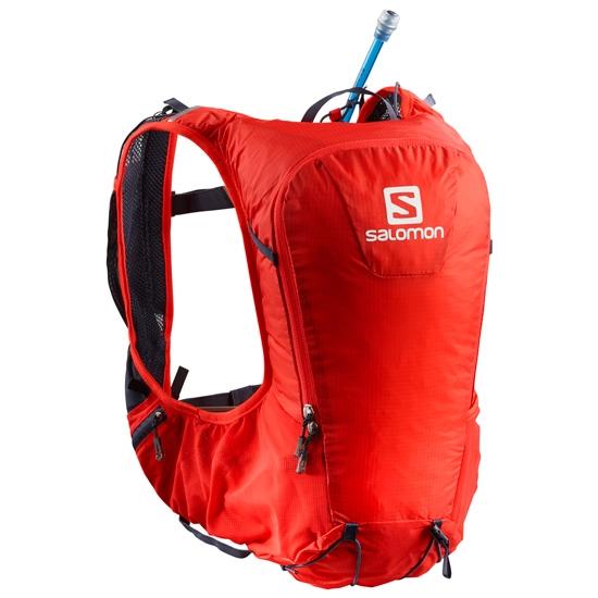 Salomon Skin Pro 10 Set - Fiery Red/Graphite