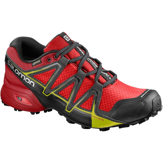 Salomon Speedcross Vario 2 GTX - Fiery Red/Barbados