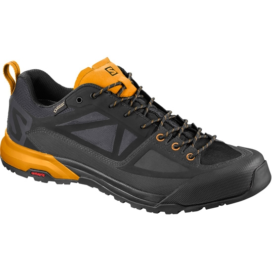Salomon X Alp Spry GTX - Black/Magnet