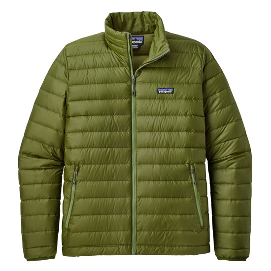 Patagonia Down Sweater - Sprouted Green