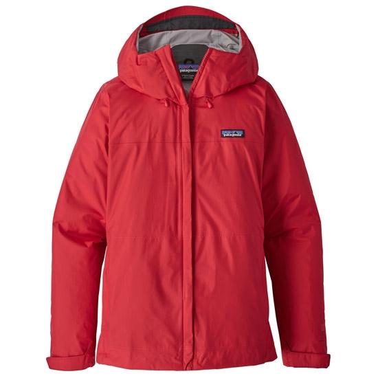 Patagonia Torrentshell Jacket W - Maraschino