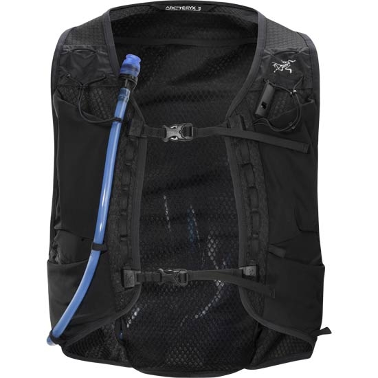 Arc'teryx Norvan 14 Hydration Vest - Photo of detail