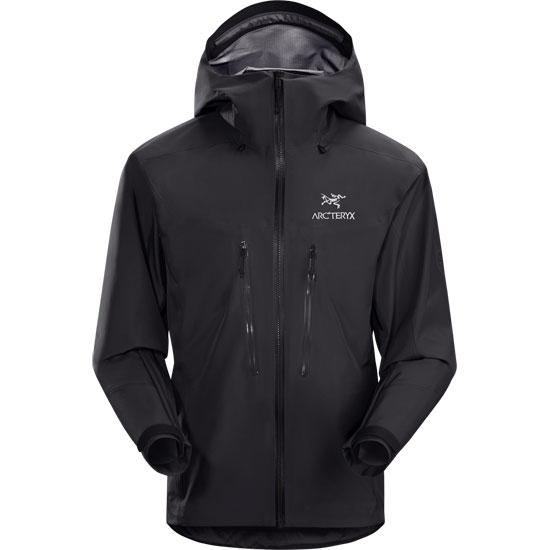 Arc'teryx Alpha AR Jacket - Black