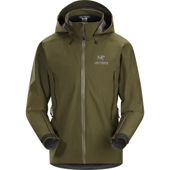 Arc'teryx Beta Ar Jacket - Dark Moss