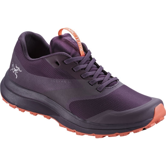 Arc'teryx Norvan LD W - Purple Reign/Autumn Coral