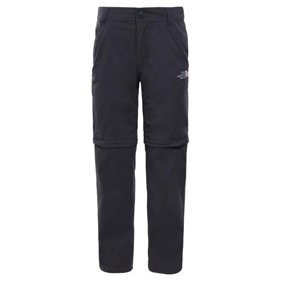 The North Face Convertible Hike Pant Boy - Asphalt Grey