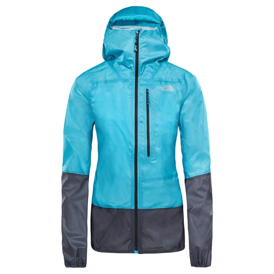 The North Face Summit L5 UL Storm Jacket W - Bluebird/TNF Black
