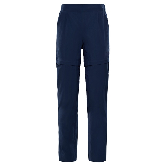 The North Face Inlux Convertible Pant W - Urban Navy