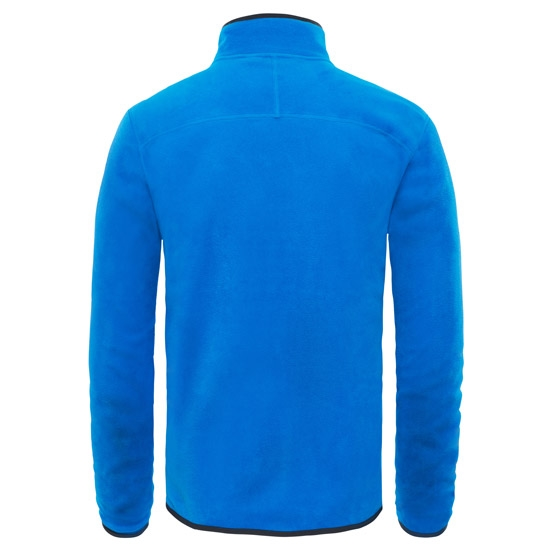The North Face 100 Glacier 1/4 Zip - Photo of detail
