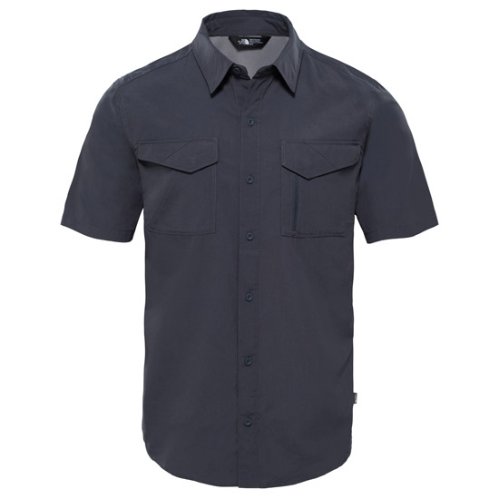 The North Face Sequoia S/S Shirt - Asphalt Grey