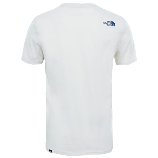 The North Face New Ridge Tee S/S - Detail Foto
