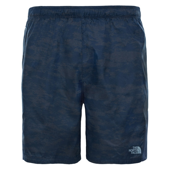 The North Face Ambition Short - Urban Navy Digicamo Print