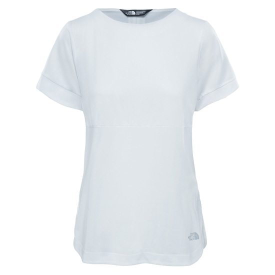 The North Face Inlux S/S Top W - TNF White