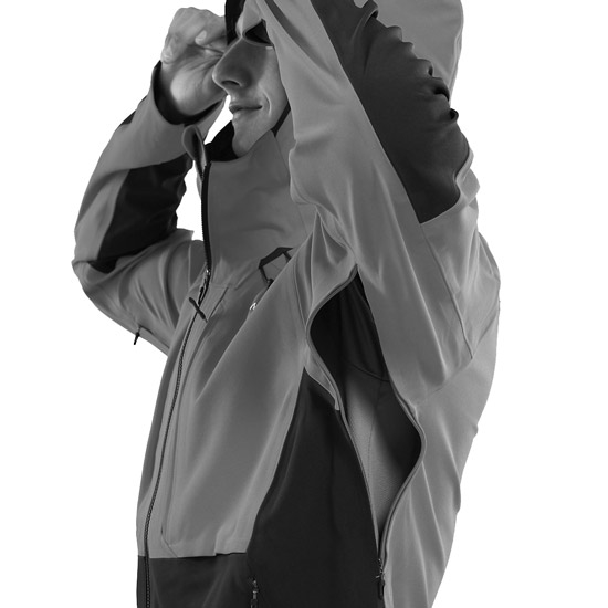 The North Face Apex Flex GTX 2.0 Jacket - Photo of detail