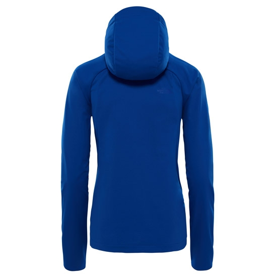 The North Face Inlux Softshell Hoodie W - Photo de détail