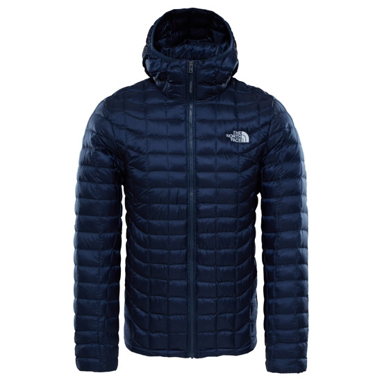 The North Face Thermoball Hoodie Jacket - Urban Navy