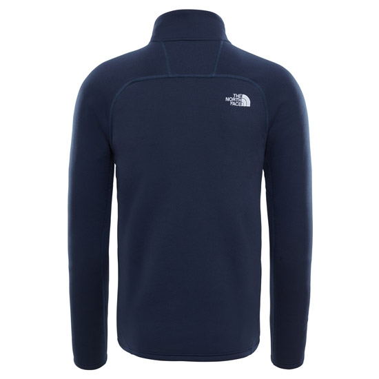 The North Face Flux 2 Powerstretch Full Zip - Photo of detail