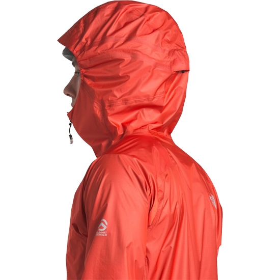 The North Face Summit L5 UL Storm Jacket - Photo of detail