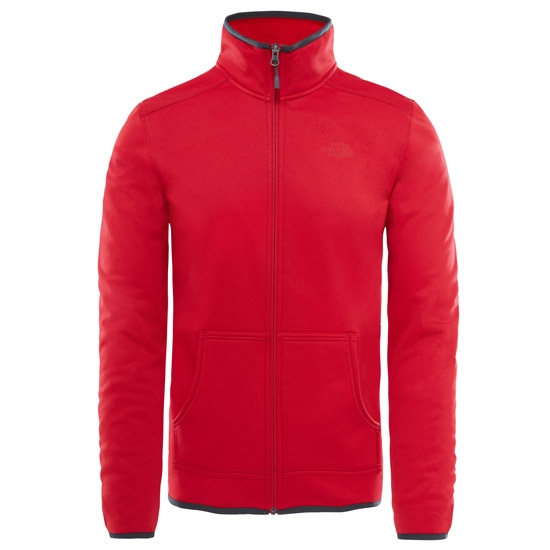 The North Face Tanken FZ Jacket - Rage Red