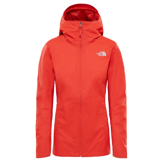 The North Face Tanken Zin In Jacket W - Fire Brick Red