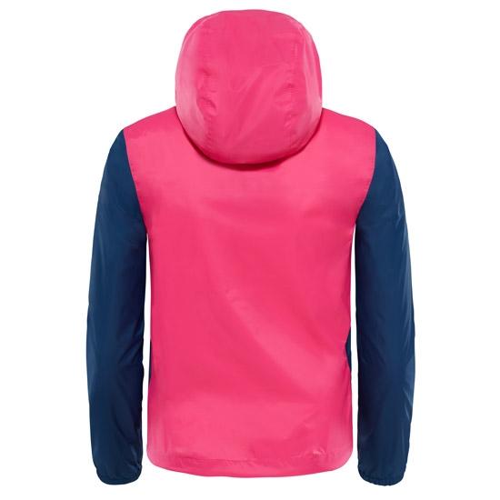 The North Face Zipline Rain Jacket Girl - Photo de détail