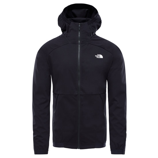 The North Face Aterpea II Softshell Hoodie - TNF Black