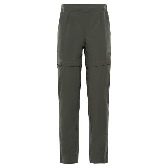 The North Face Inlux Convertible Pant W - Grape Leaf