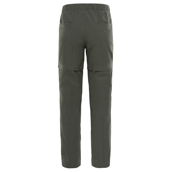 The North Face Inlux Convertible Pant W - Detail Foto