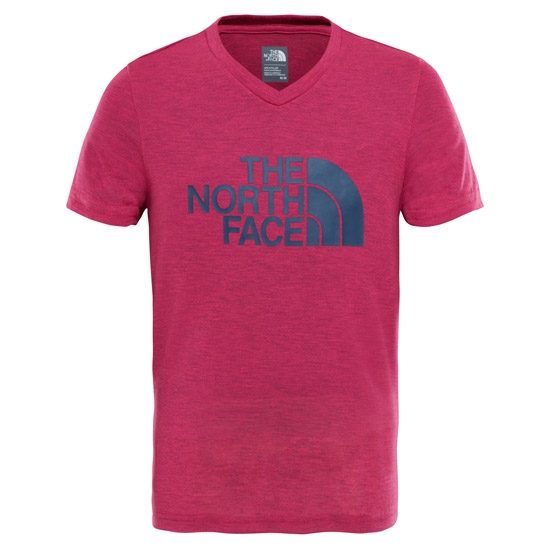 The North Face Reaxion Tee Girl - Petticoat Pink Light
